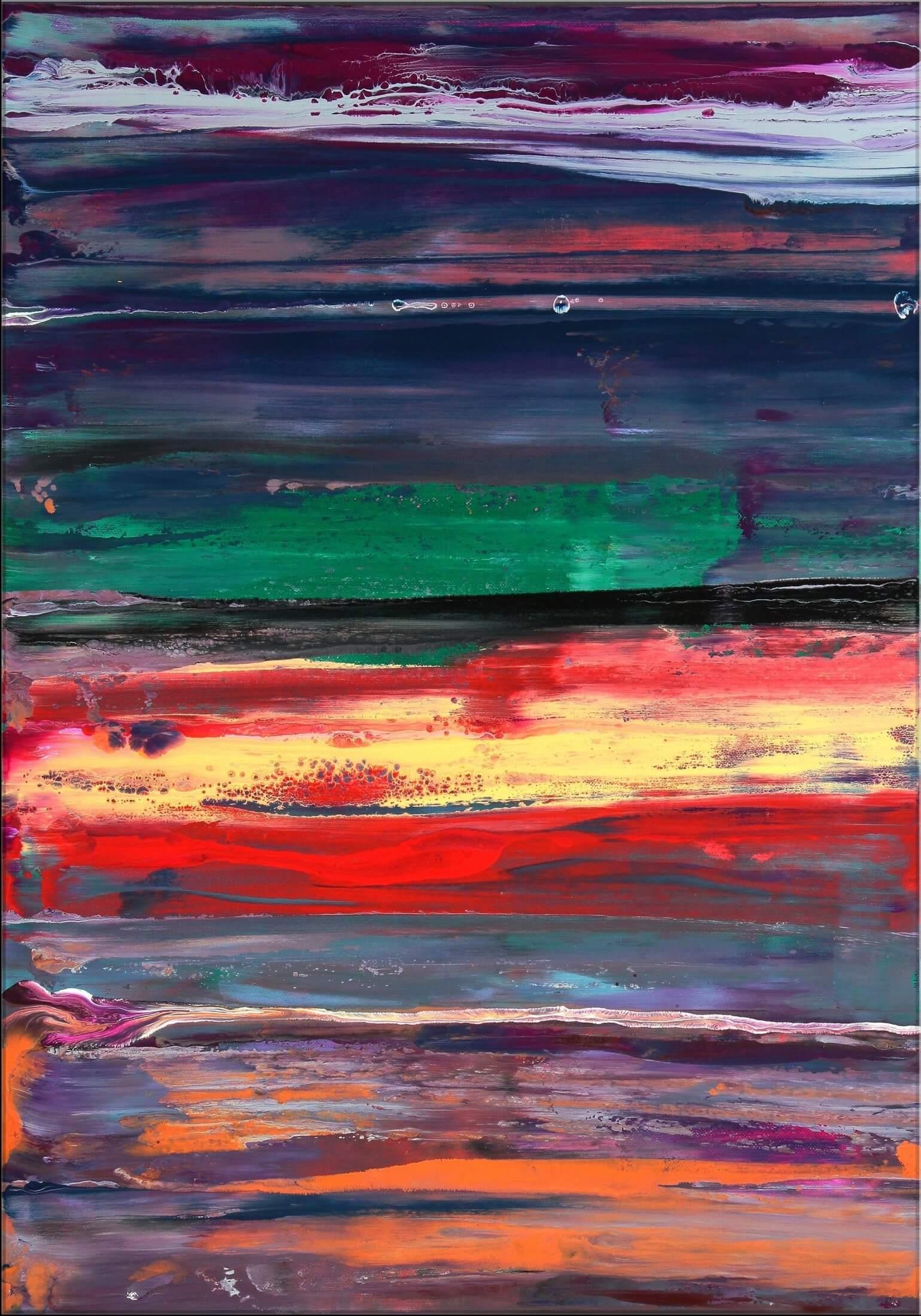 Original Gemälde von Vincent Beetz