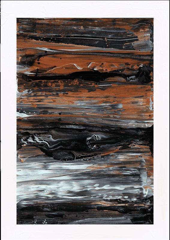 Original Gemälde von Noah de Jong Erdenkraft