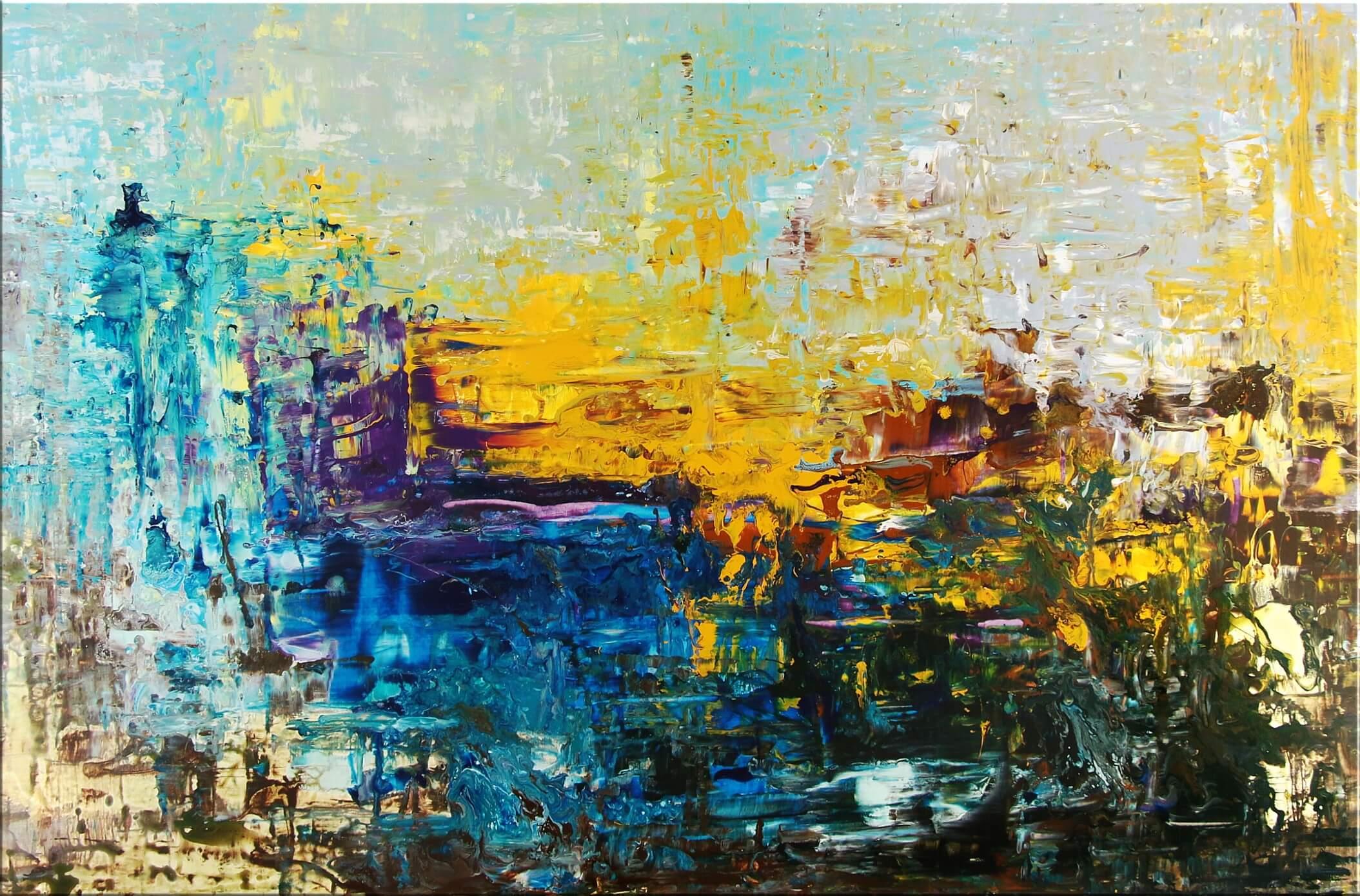 Original Gemälde von Noah de Jong